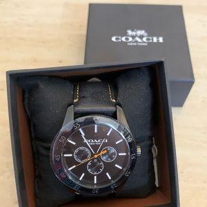 COACH Brand New Men's Watch 39mm